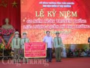 Quản lý thị trường Thái Nguyên: Tự hào chặng đường 60 năm phát triển