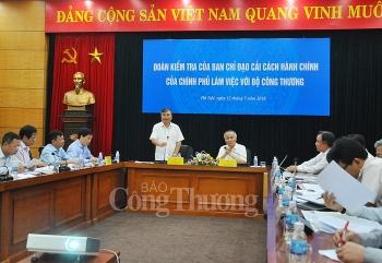 cong tac cai cach hanh chinh tai bo cong thuong chuyen bien rat tich cuc