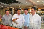 Bộ trưởng Trần Tuấn Anh: Bộ Công Thương sẽ phối hợp với tỉnh Thái Nguyên giải quyết từng kiến nghị