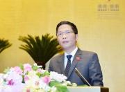 Bộ trưởng Trần Tuấn Anh làm rõ từng băn khoăn của cử tri và đại biểu Quốc hội