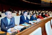 Thông qua dự thảo Luật Quản lý nợ công (sửa đổi)