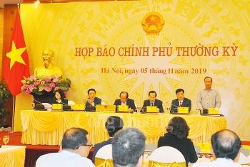 bo cong thuong lam ro van de nong tai hop bao chinh phu
