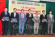 TKV bế giảng lớp đào tạo chức danh dự bị giám đốc doanh nghiệp khóa 9
