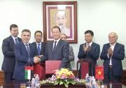 Vinacomin và Emirates Global Aluminum ký hợp đồng cung cấp alumina