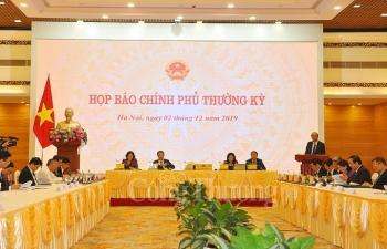 hop bao chinh phu thuong ky thang 112019 dam bao nguon cung va binh on gia thit lon dip cuoi nam