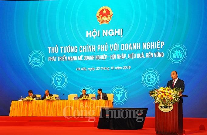 chinh phu dong hanh cung doanh nghiep vi mot viet nam hung cuong