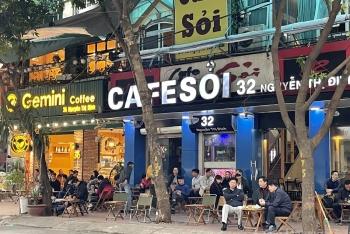 Hàng quán Hà Nội mở cửa trở lại: Nơi tấp nập khách, chỗ vắng hoe