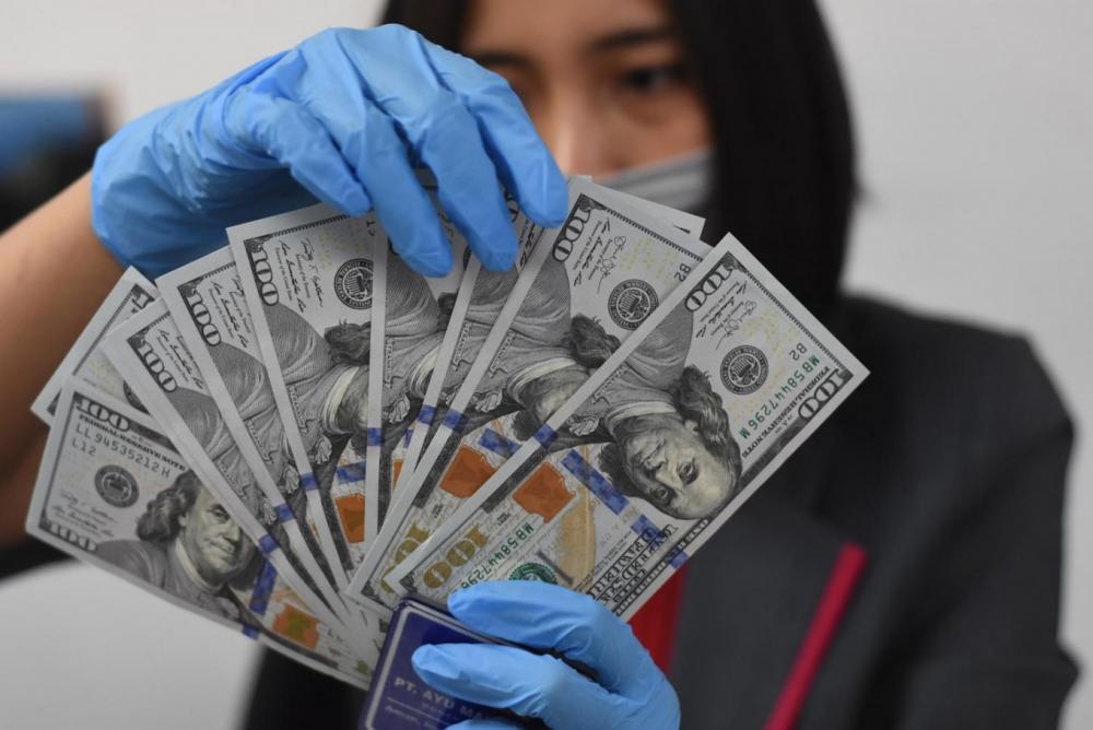 Tỷ giá ngoại tệ ngày 7/5: Nhà đầu tư quay lưng, đồng USD lao dốc