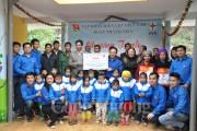 Mang quà Tết đến với đồng bào nghèo Lai Châu