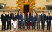 Myanmar - Việt Nam: Tăng cường hợp tác về công tác dân tộc