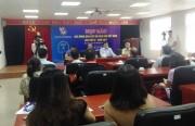 Giải bóng bàn Cúp Hội Nhà báo Việt Nam lần thứ XI – năm 2017