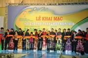 Khai mạc Hội chợ thời trang Việt Nam 2016 - VIFF