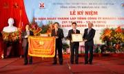 Tổng công ty Khoáng sản – TKV: 20 năm một chặng đường
