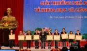 Chủ tịch nước Trần Đại Quang: Tạo môi trường thuận lợi cho nhà khoa học