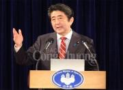 """Thủ tướng Shinzo Abe: """"Để có sự phồn vinh, nền tảng chính là thương mại tự do"""""""