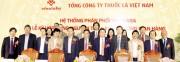 Tổng công ty Thuốc lá Việt Nam: Hoàn thành tốt các chỉ tiêu năm 2016
