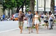 Du lịch Hà Nội với đích đến 5,5 triệu lượt khách quốc tế