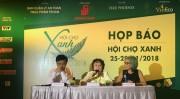 """Hội chợ xanh - Green Expo 2018 giới thiệu """"chuỗi thực phẩm an toàn"""" cho Tết"""