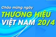 Bộ trưởng Trần Tuấn Anh gửi thư chúc mừng Cộng đồng Doanh nghiệp Việt Nam nhân ngày Thương hiệu Việt Nam 20/4