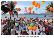Ngày hội trẻ khuyết tật trên đảo Hòn Tằm -2015