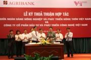 Agribank và Vinatech hợp tác phát triển khu vực nông thôn