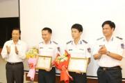 Sơ kết 2 năm thực hiện Thỏa thuận phối hợp giữa Bộ Tư lệnh Cảnh sát biển và PV Gas