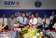 BIDV công bố chương trình hỗ trợ tín dụng giảm tải Y tế
