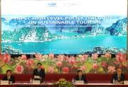 Khai mạc Đối thoại chính sách cao cấp về phát triển du lịch bền vững 2017