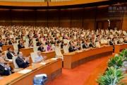 Bế mạc kỳ họp thứ 3, Quốc hội khóa XIV