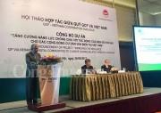 Công bố dự án đầu tiên do GCF tài trợ tại Việt Nam