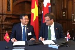 Tập trung xử lý rào cản thương mại giữa hai nước Việt - Anh