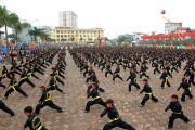 Đại hội quốc tế võ cổ truyền Việt Nam - Cúp Thăng Long lần I năm 2015
