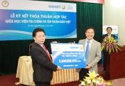 Tập đoàn Bảo Việt đẩy mạnh đầu tư cho giáo dục và nghiên cứu khoa học
