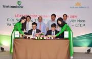 Vietcombank hợp tác toàn diện với Vietnam Airlines