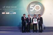 Bảo Việt: Khẳng định vị thế TOP 50 doanh nghiệp niêm yết tốt nhất Việt Nam
