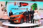 Honda Jazz - Hatchback 5 cửa đa năng chính thức có mặt tại Việt Nam