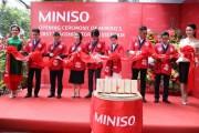 Thương hiệu Miniso đã đến Việt Nam
