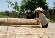 Bắc Giang: Phục hồi, phát triển làng nghề truyền thống