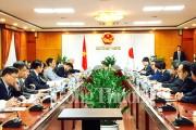 Thúc đẩy hợp tác kinh tế, thương mại và đầu tư Việt Nam - Nhật Bản