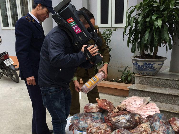 Lào Cai: Tăng cường kiểm soát hàng lậu cuối năm