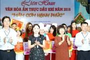 PV GAS tổ chức Liên hoan văn hóa ẩm thực nhân 20/10