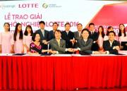 Lotte - VSVA - Hợp tác chiến lược