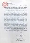 Bộ trưởng Trần Tuấn Anh gửi thư chúc mừng Ngày Pháp luật Việt Nam