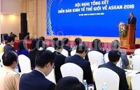 wef asean 2018 la hoi nghi thanh cong nhat trong 27 nam qua