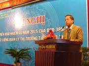 Ban chỉ đạo 389 tổ chức Hội nghị tổng kết và triển khai nhiệm vụ năm 2015