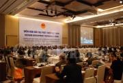 VDPF 2015 - Nỗ lực cho tăng trưởng toàn diện và bền vững