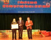 Thủy điện Sơn La đoạt giải Nhất Hội thi sáng tạo kỹ thuật tỉnh Sơn La lần thứ V/2016