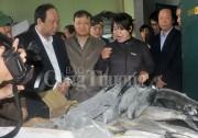 Thứ trưởng Bộ Công Thương Đỗ Thắng Hải: 'Cần tuyên truyền chính xác về thủy sản an toàn tại 4 tỉnh miền Trung'