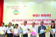TP.Hồ Chí Minh và tỉnh Bình Phước: Thành quả từ hợp tác phát triển