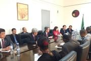 Tăng cường quan hệ hợp tác với Mozambique, Angola và Nam Phi